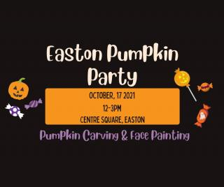 Easton Pumpkin Party
