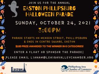 Easton Halloween Parade 2021