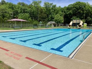 City of Easton Pools