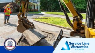 SWLA sewer and water line insurance