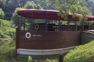 Josiah White II Canal Boat