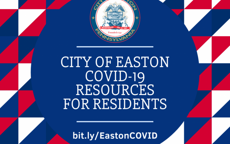 City of Easton COVID-19 Resources for Residents