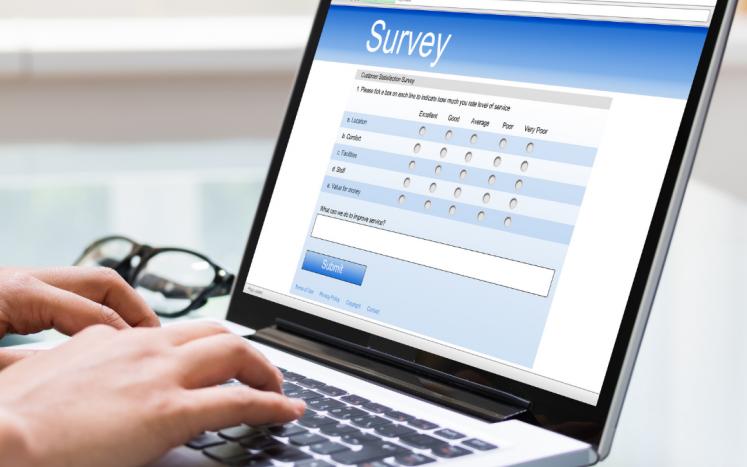 city of easton online survey ARP