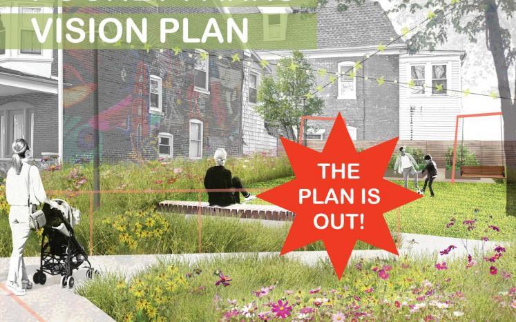 Easton Pocket Parks Vision Plan